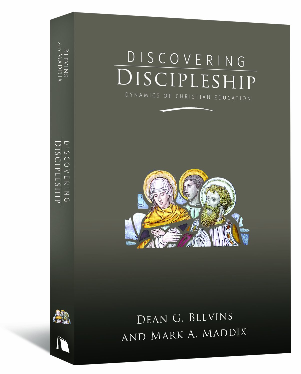 Discovering discipleship dynamics of christian education dean discovering discipleship dynamics of christian education dean blevins mark a maddix 9780834124967 amazon books fandeluxe Image collections