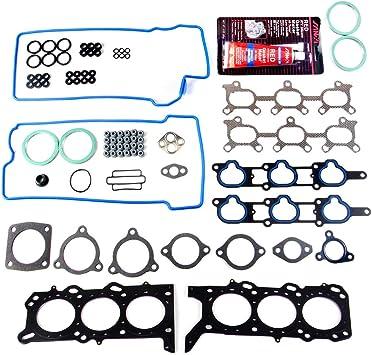 ECCPP Replacement for Head Gasket Set for 01-06 Suzuki XL-7 Grand Vitara 2.7L 24V V6 DOHC Engine Head Gaskets Set Kit