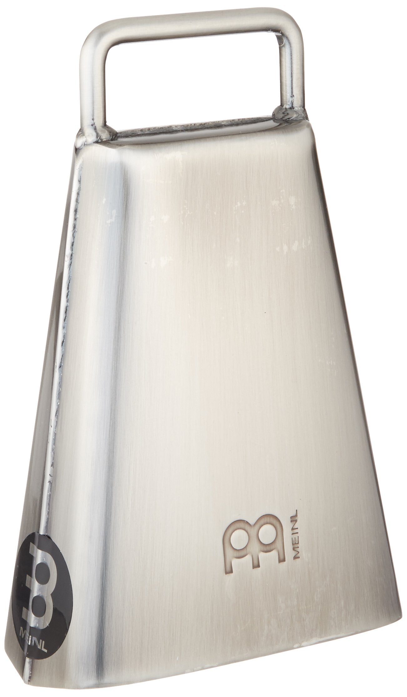 Meinl Percussion STB625HA-CB 6 1/4'' Handheld Steel Cowbell