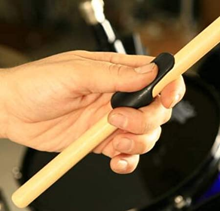 Drumstick Grips Zero Slippage Reusable Rubber Sleeves Out Performs Tape