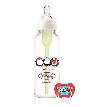 Amazon.com: Dr. Brown 's botella, 1- opciones de 8 oz ...