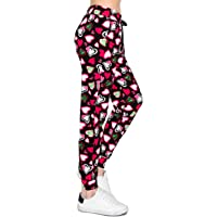 ALWAYS Women Drawstrings Jogger Sweatpants - Premium Soft Stretch Pockets Pants