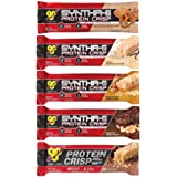 BSN シンサ6 プロテイン クリスプ バラエティ パック 5種類×2 10 Bars (Syntha-6 Protein Crisp 5 Flavor Variety Pack)
