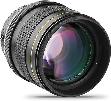 Opteka - Lente telescópica para cámaras réflex Digitales Canon EOS ...