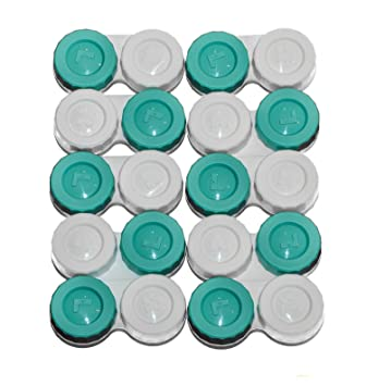Sports Visions Neu Macaroon Kontaktlinsenbeh/älter Beh/älter f/ür Einweichen CE-gekennzeichnet und FDA-zugelassen