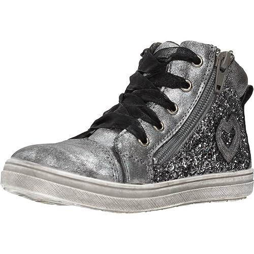 Zapatillas para niña, Color Plateado, Marca CONGUITOS, Modelo Zapatillas para Niña CONGUITOS GIS13801 Plateado: Amazon.es: Zapatos y complementos