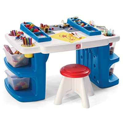 Step2 Build And Store Block And Activity Table: Toys & Games