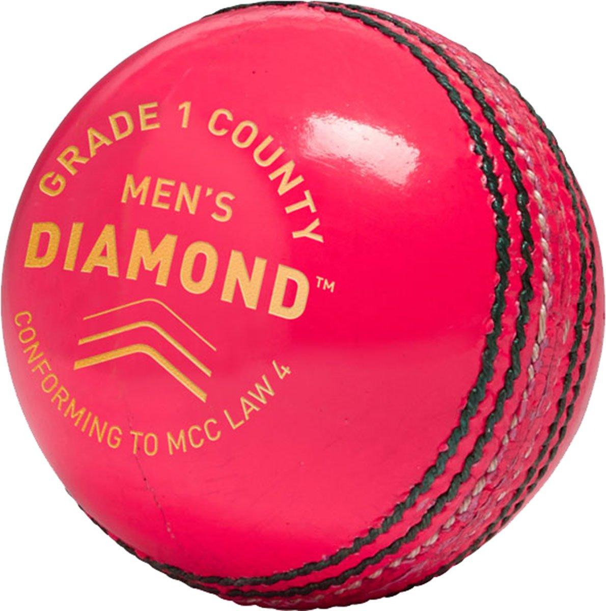 Gunn & Moore Diamant Balle de cricket Senior britannique