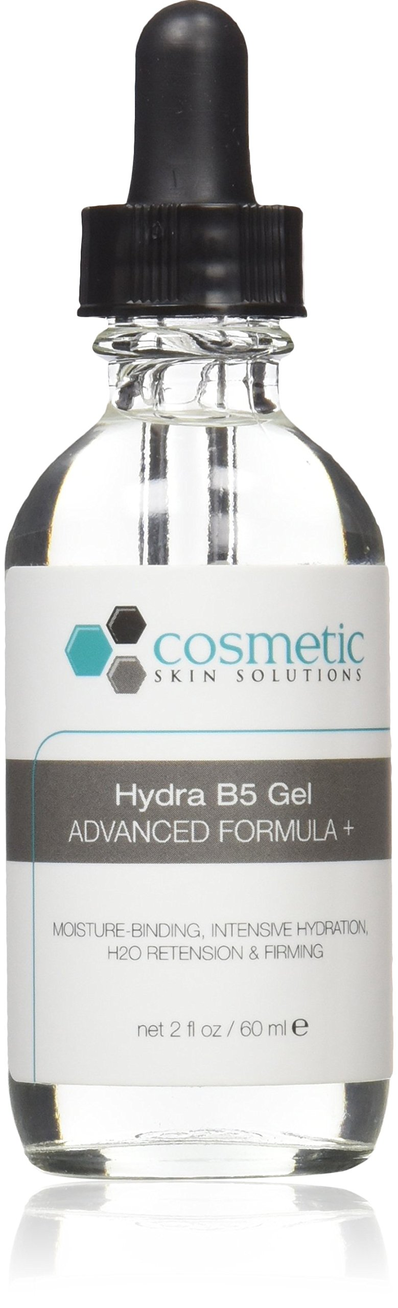Best Pro Size Hydra B5 Gel Advanced Formula + 2 fl oz / 60 ml - Moisture-enhancing gel enriched with vitamin B5 and hyaluronic acid. Intensive hydration, H20 retension & firming.