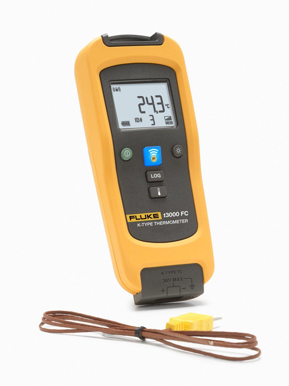 Fluke FLK-T3000 FC Wireless K-Type Temperature Module