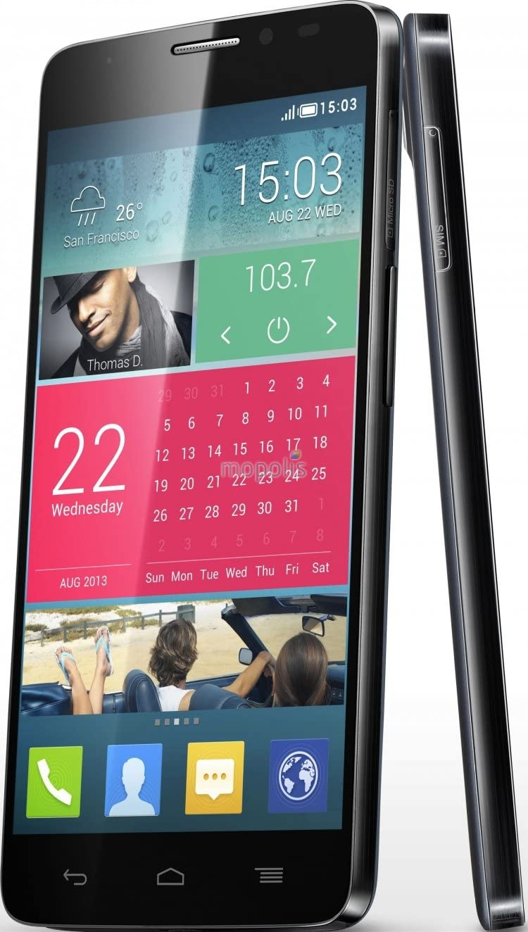 Alcatel One Touch Idol X(6040a)-Unlocked 71sxztSCy7LSL1324_