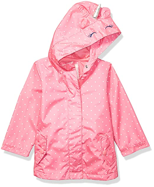 Amazon.com: Carters - Chaqueta impermeable para mujer: Clothing