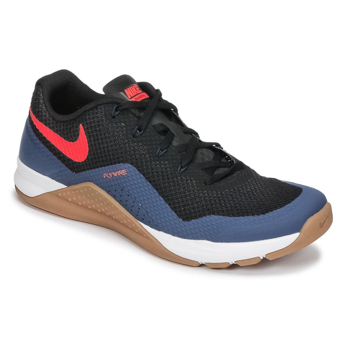 Nike Metcon Repper DSX Cross-Training, Zapatillas de Deporte para Hombre 44 EU Multicolor (Black/Hyper Crimson/084)