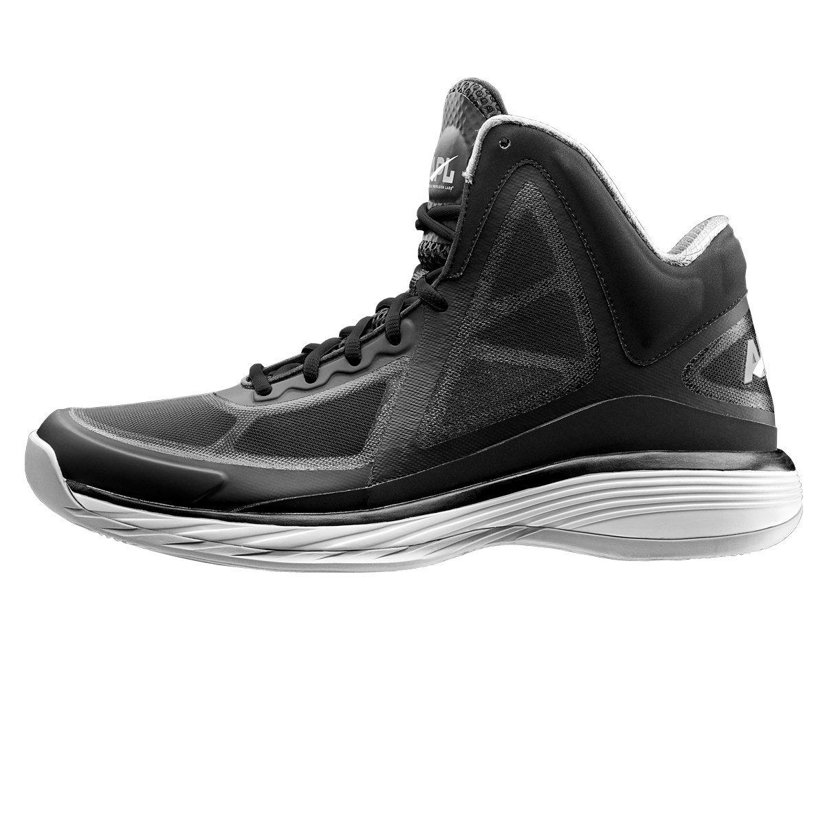 huge selection of 19c76 d6c5e Amazon.com   Athletic Propulsion Labs Men s Concept 3 Black Gray Basketball  Shoe 9   Shoes