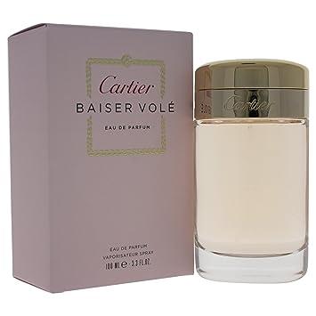 Amazoncom Cartier Baiser Vole Eau De Perfume Spray For Women 33