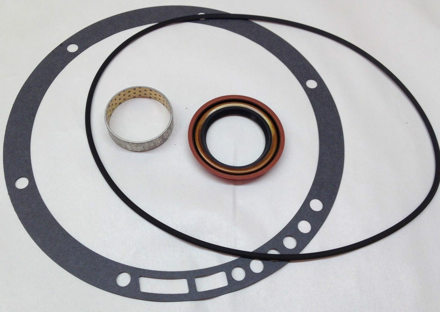 Wellington Parts Corp FRONT PUMP BUSHING SEAL KIT A518 A618 46RE 46RH 47RE 47RH 48RE TRANSMISSION