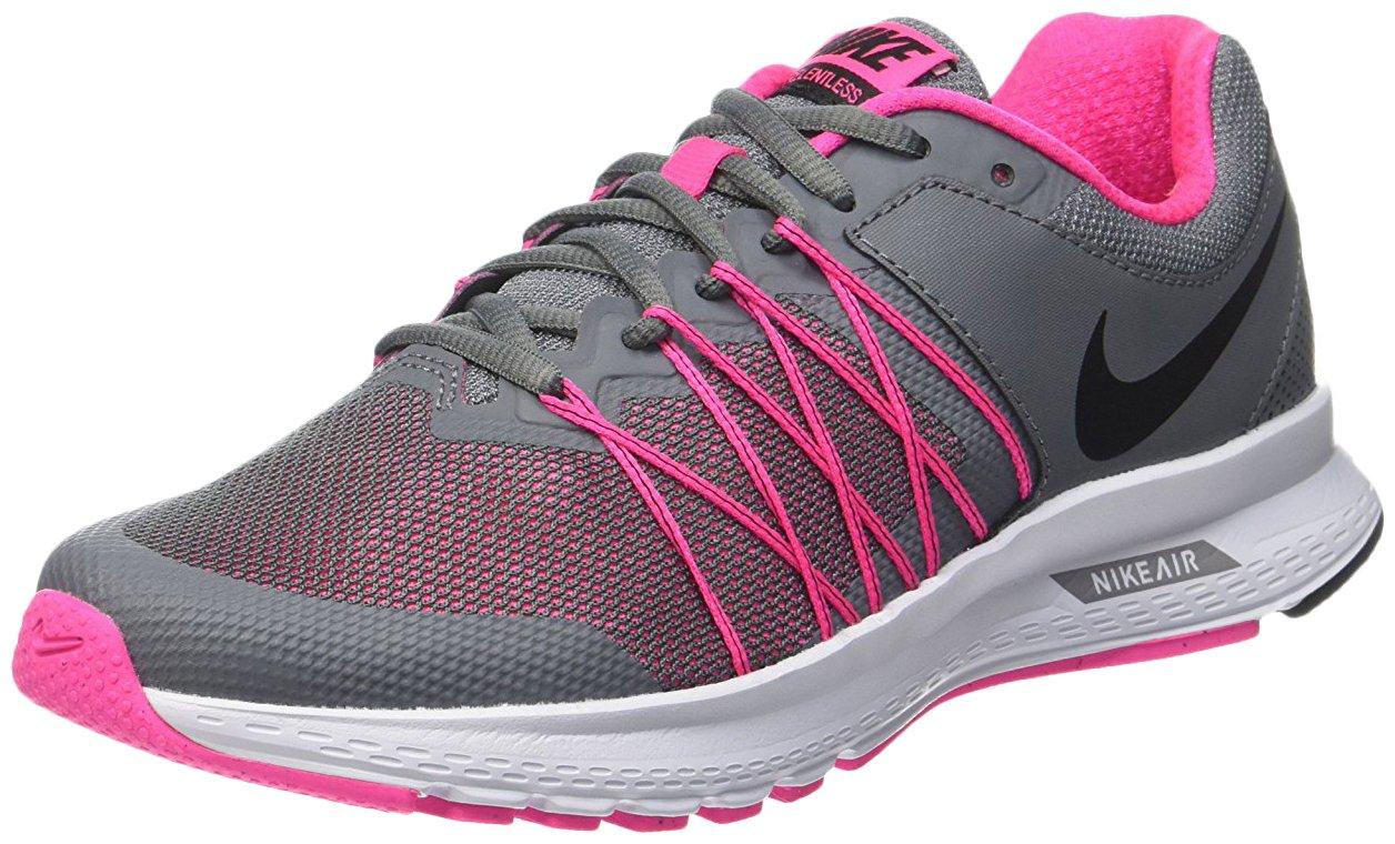 NIKE Women's Air Relentless 6 Running Shoe #843882-002 (7.5)