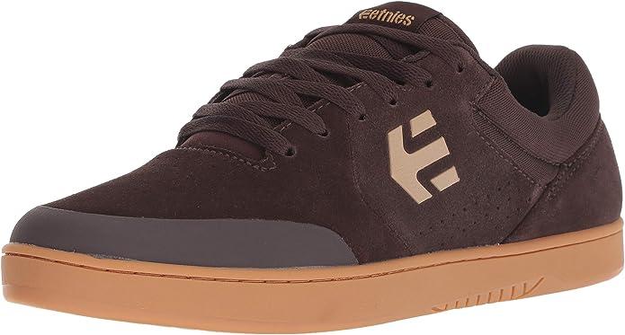 Etnies Marana Sneakers Skateboardschuhe Damen Herren Unisex Braun/Gummi