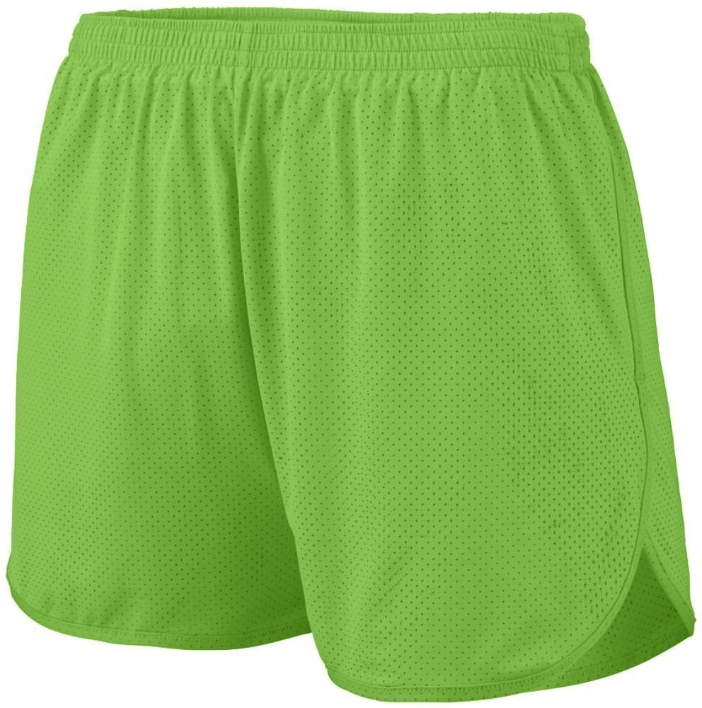 Augusta Sportswear Boys ' Solid Split Short B00HLFP5R0 Medium|ライムグリーン ライムグリーン Medium