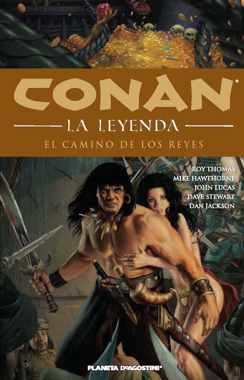 Conan la leyenda nº 11/12: Camino de reyes eBook: Thomas, Roy ...