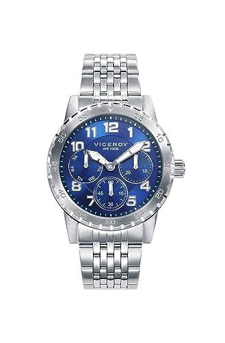 e9f180c74d83 Reloj Viceroy Niño 401161-34 Multifunción  Amazon.es  Relojes