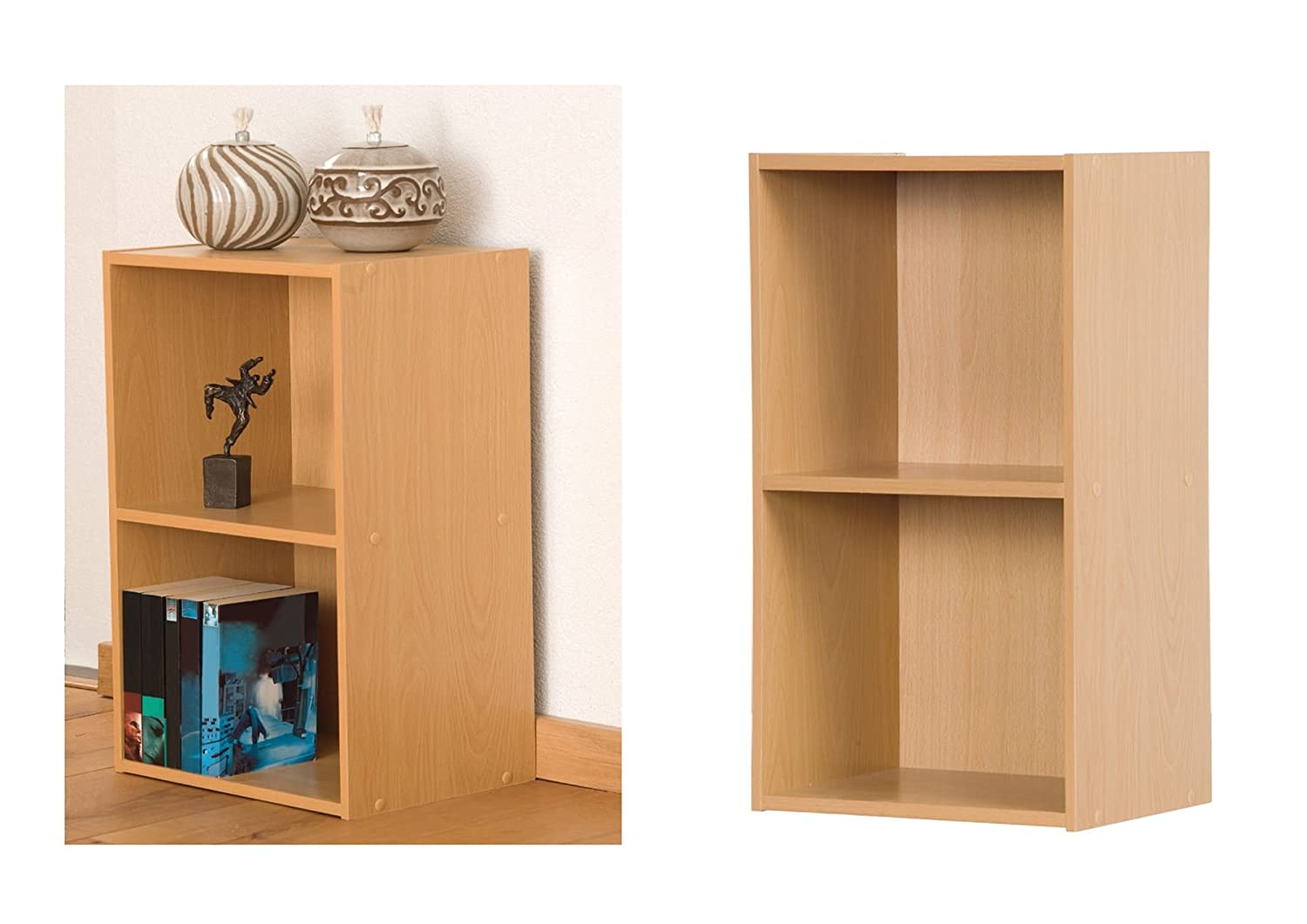 book espresso unit bookcases bookcase storage stratford brown cube case shelf