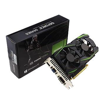 Sofobod GeForce GTX970 Tarjeta Gráfica (DVI-I/HDMI/VGA, 2GB ...