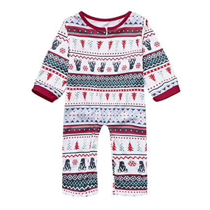 Image Unavailable. Image not available for. Color  Franterd Christmas  Family Matching Pajamas Set ... 7bd0d5089