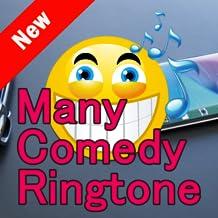 Many Comedy Ringtones
