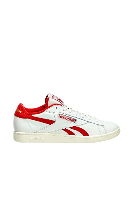 463142441a3b4 Reebok NPC UK (Chalk Red Rush Creme White) (US 11.5   EU 45.0 ...