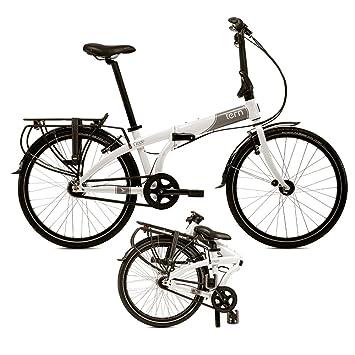 tern Node D7i - Bicicletas plegables (7/8 velocidades) - blanco 2015