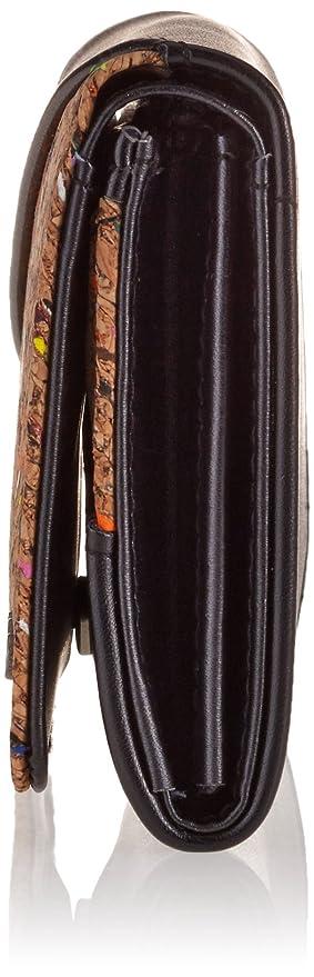 Skunkfunk BADOLA Woman Wallet Cartera, 2X / BLACK, ONE_SIZE ...