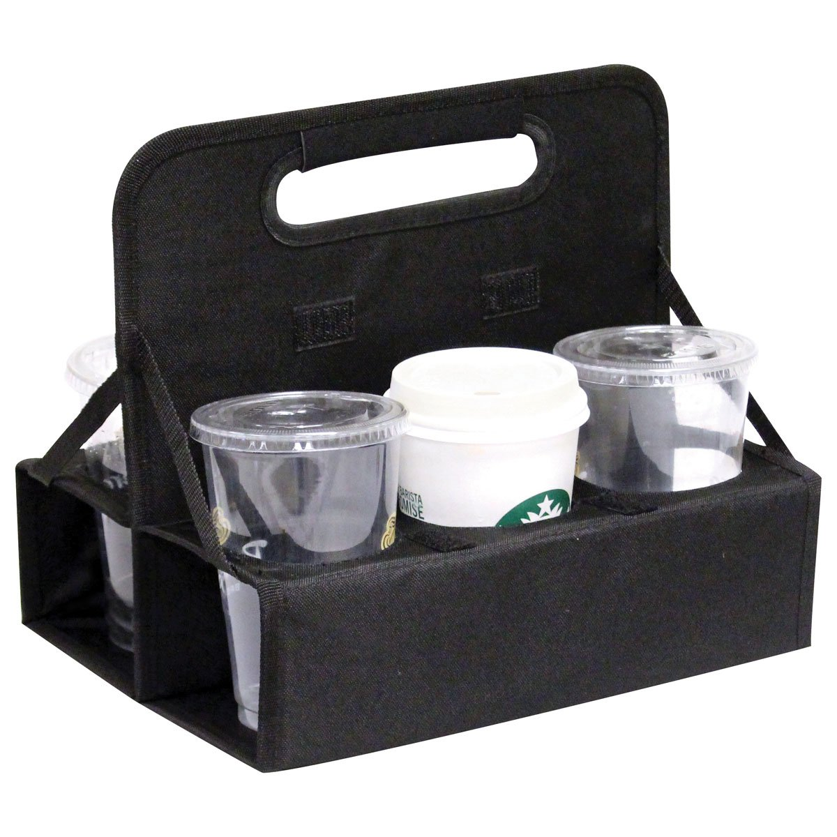 2 Pack Outdoor Sport Reusable Cup Carrier//Cup Caddy