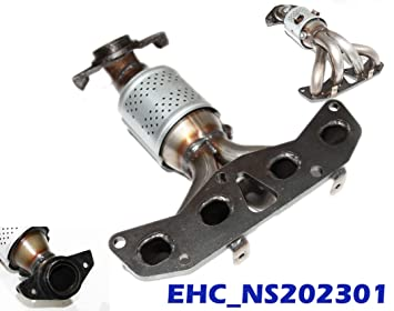 Front Catalytic Converter Fits 2003-2006 Nissan Sentra 1.8 L  Direct Fit