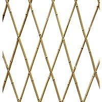 Celosía Bambú Extensible Natural - Faura 90x240cm