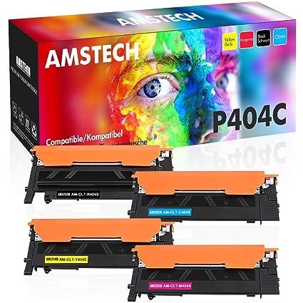Amstech - Cartuchos de tóner compatibles con impresoras HP CE285A ...