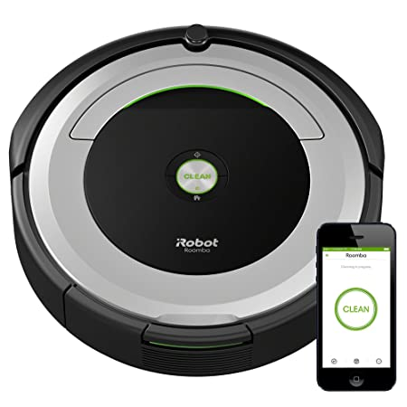 I Robot Roomba 690 Robot Vacuum With Wi Fi Connectivity, Works With Alexa, Good For Pet Hair, Carpets, Hard Floors by I Robot