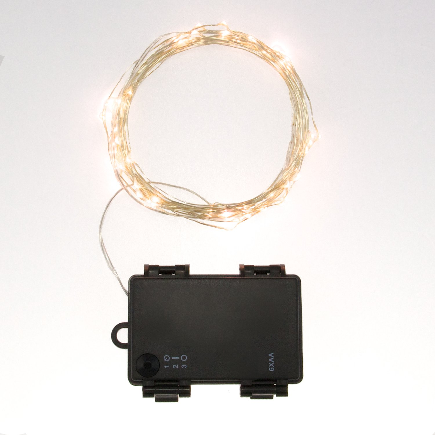 Old Fashioned Thin Wire Battery Operated Light Motif - Electrical ...