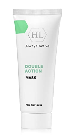HL Double Action Balancing Mask for Oily Skin and or Light Acne, 2.4 fl.oz