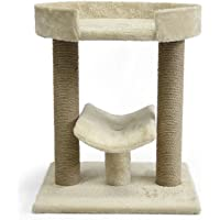 AmazonBasics Cat Tree with Platform, Regular Sizes