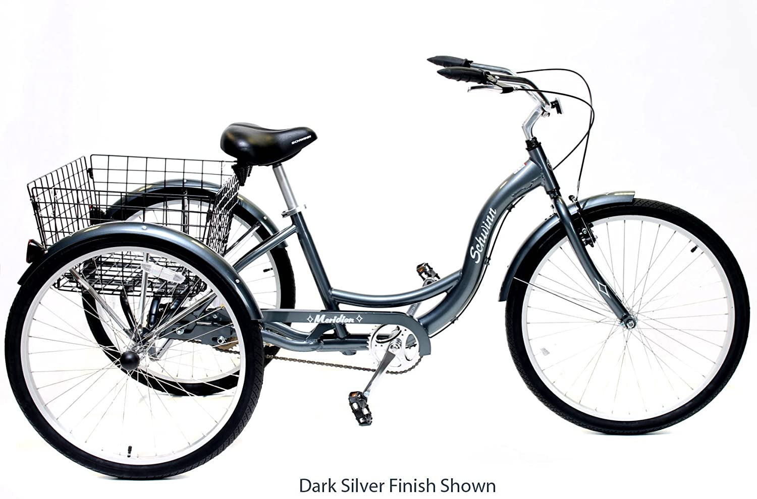 f108ff6128a Amazon.com : Formosa Covers Adult Tricycle Cover fits Schwinn, Westport and  Meridian - Protect Your 3-Wheel Bike from Rain, Dust, Debris, ...