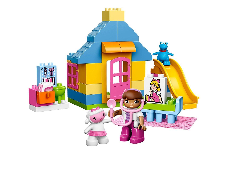 80% de descuento LEGO - La clínica en el jardín jardín jardín de la Doctora Juguetes, (10606)  tienda de descuento
