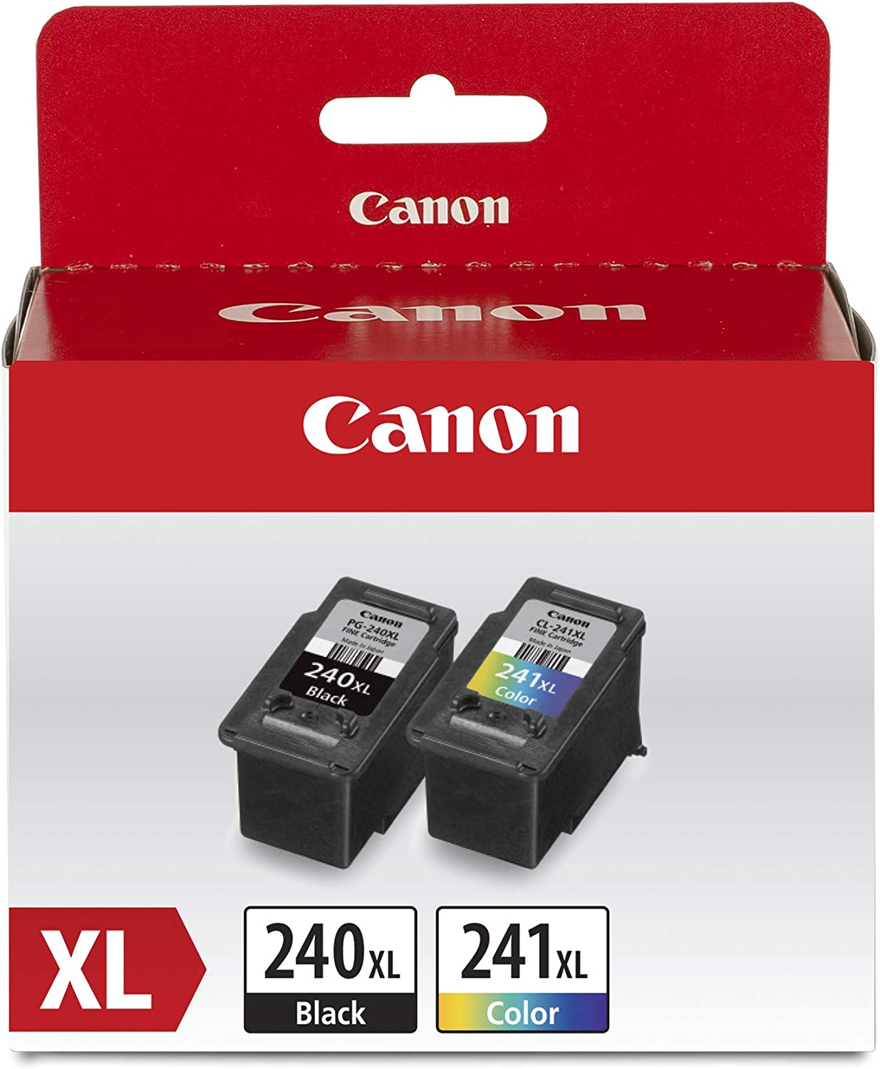 Canon PG-240 XL / CL-241 XL Amazon Pack