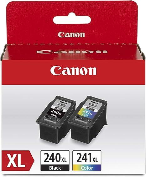 Amazon.com: Canon PG-240XL/CL-241XL cartucho de tinta color ...