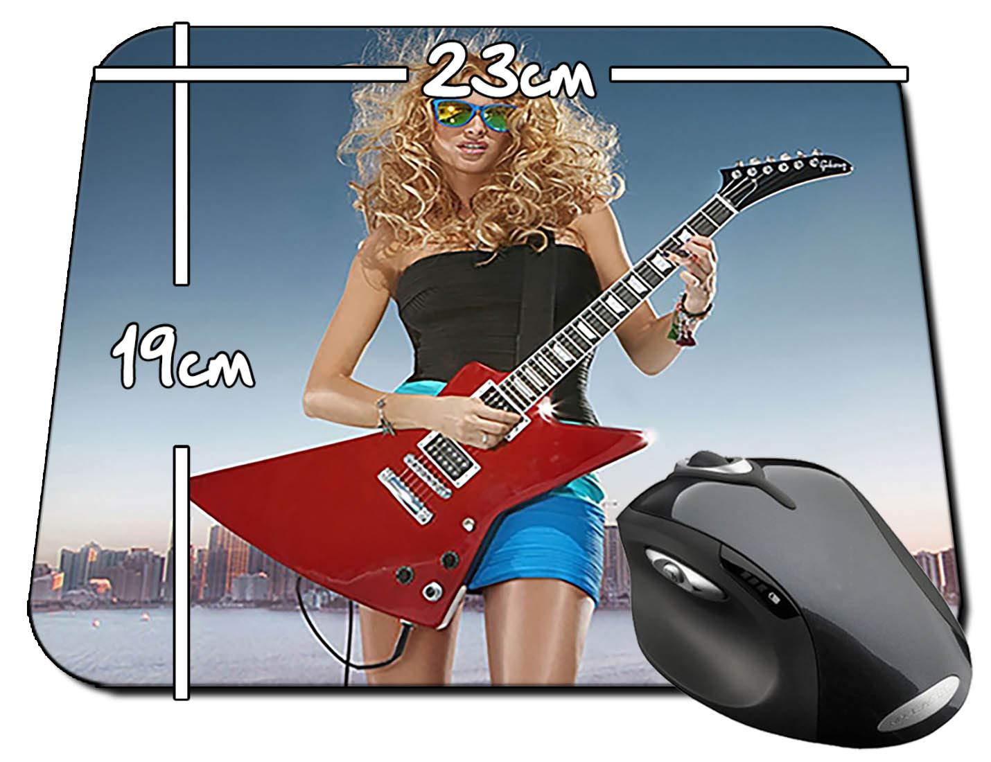 Paulina Rubio Alfombrilla Mousepad PC: Amazon.es: Electrónica