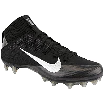 6009fb635c38 Nike Men's Vapor Untouchable 2 Football Cleat Black/Anthracite/Metallic  Silver Size 8 M