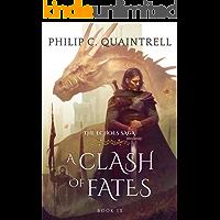 A Clash of Fates (The Echoes Saga: Book 9)