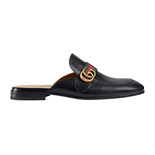 GUCCI - Mocasines Hombre, Negro (Negro), 39: Amazon.es ...