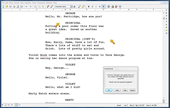 Amazon.com: Movie Magic Screenwriter Version 6 (download ...