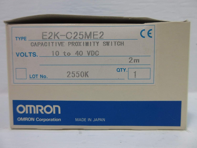Rectangular Proximity Sensor 2 Wire Circuit Type No Nc